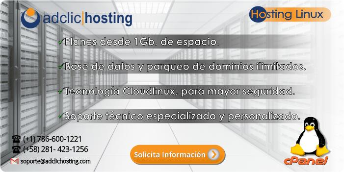 Cómo comenzar tu proyecto en la web con Adclic Hosting