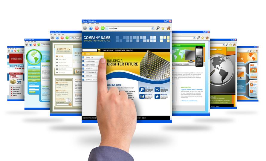 ¿Quieres potenciar tu negocio? ¡Piensa en una página web!