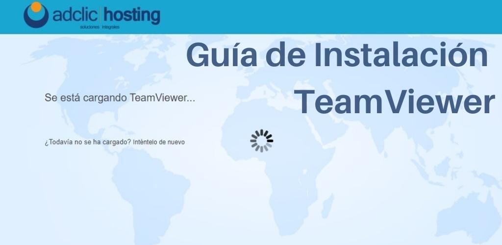 Guía de Instalación TeamViewer