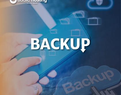 Realizar Backup en CPANEL