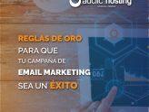 Tips para crear tus campañas de Email Marketing