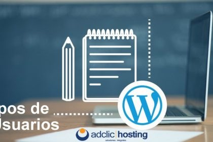 Crear usuarios en WordPress