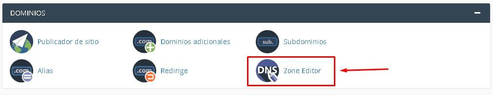Zona DNS