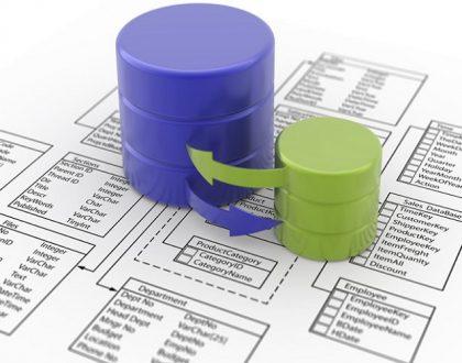 Crear, restaurar y exportar Base de Datos