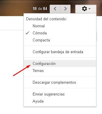 correo corporativo mediante Gmail