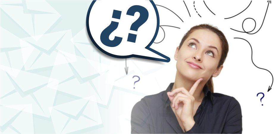 Preguntas Frecuentes Email Marketing