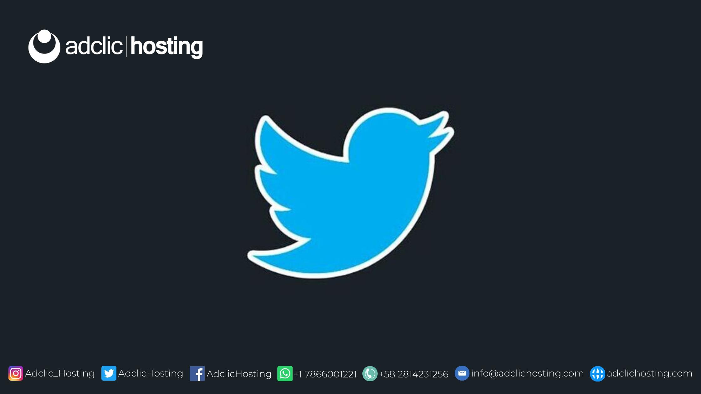 Publicar en Twitter en 2020
