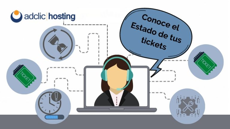 Ver el estado del ticket