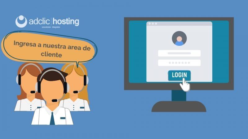 Registrarse en adclichosting