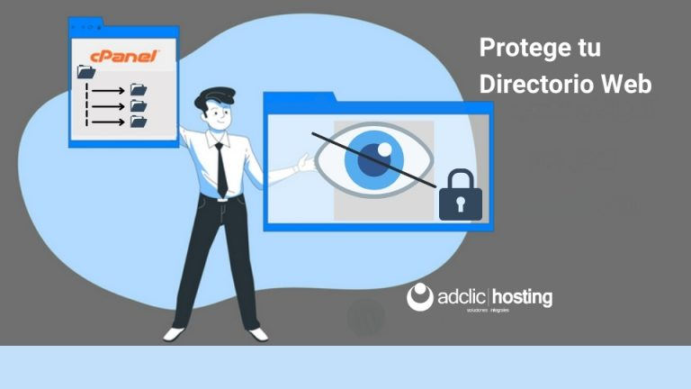 Proteger Directorio Web