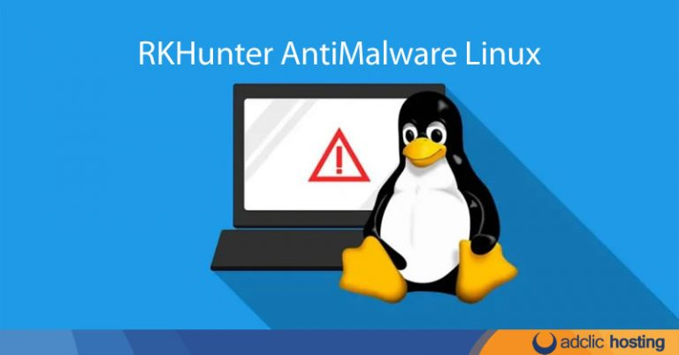 RKHunter antimalware Linux